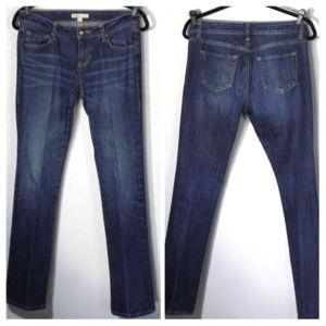 CAbi Bootcut Stretch Dark Wash Jeans Sz 4